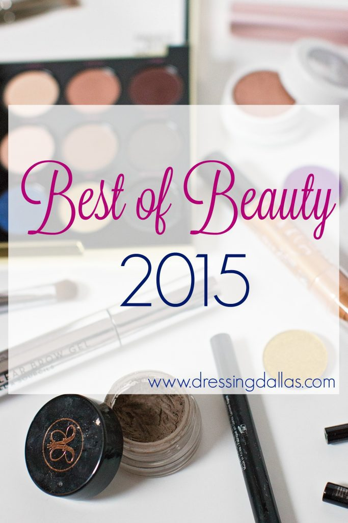 There have been a ton of great beauty products that have come out in the year 2015. I've narrowed it down to the best products so you can find items for your own collection!